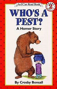 Who'S A Pest?: A Homer Story