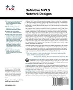 Definitive Mpls Network Designs (Paperback) (Networking Technology)