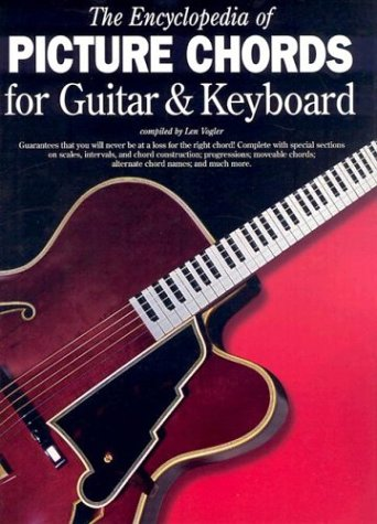 Encyclopedia Of Chords For Guitar & Keyboard