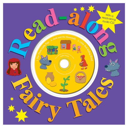 Read-Along Fairy Tales: With A Read-Along Audio Cd