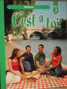 C'Est A Toi Workbook: Level 2 (French Edition)