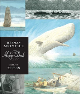 Moby-Dick: Candlewick Illustrated Classic (Candlewick Illustrated Classics)
