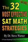 The 32 Most Effective Sat Math Strategies, 2Nd Edition