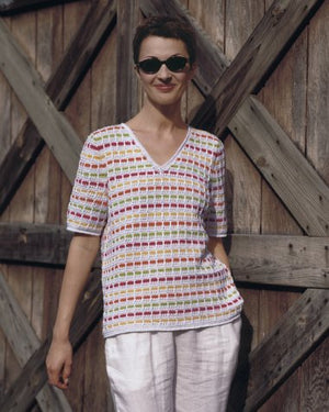 Crochet With Style: Fun-To-Make Sweaters For All Seasons