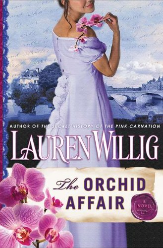 The Orchid Affair (Pink Carnation)