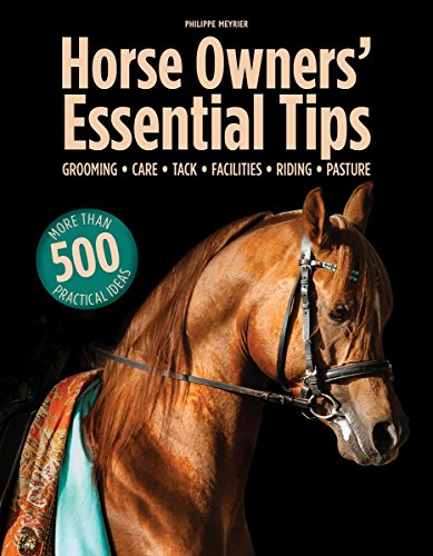 Horse Owners' Essential Tips: Grooming, Care, Tack, Facilities, Riding, Pasture