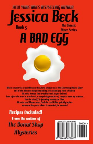 A Bad Egg (The Classic Diner Mystery Series)