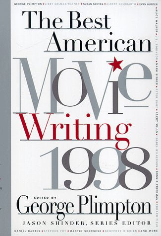The Best American Movie Writing 1998 (Serial)