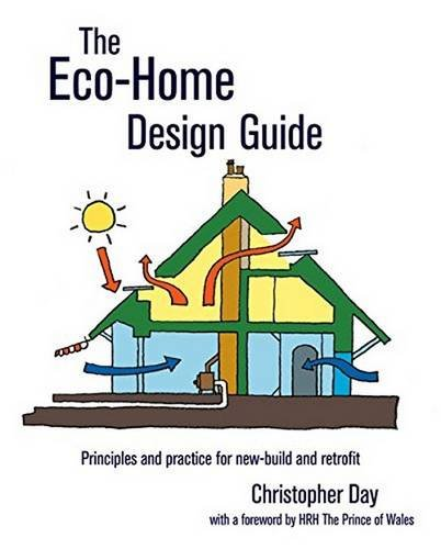The Eco-Home Design Guide: Principles And Practice For New-Build And Retrofit (Sustainable Building)