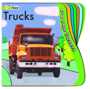 Trucks (Ibaby E-Z Page Turners)
