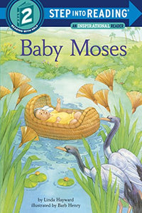 Baby Moses (Step Into Reading)
