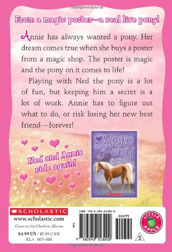 Magic Pony #1: A Dream Come True
