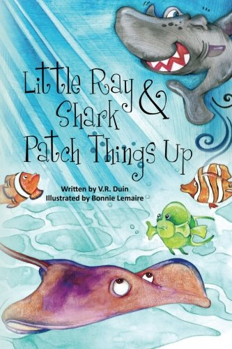 Little Ray And Shark Patch Things Up