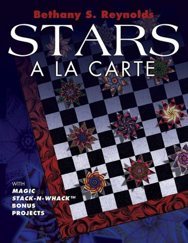 Stars A La Carte With Magic Stack-N-Wack Bonus Projects: With Magic Stack-N-Whack Bonus Projects