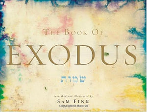 The Book Of Exodus (Hebrew Edition)