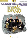 Play Along With The Canadian Brass - Trombone: Book/Cd (Brass Ensemble)