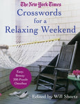 The New York Times Crosswords For A Relaxing Weekend: Easy, Breezy 200-Puzzle Omnibus (New York Times Acrostic Crossword Puzzles)