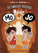 The Boulder Brothers: Meet Mo And Jo (Jump-Into-Chapters)