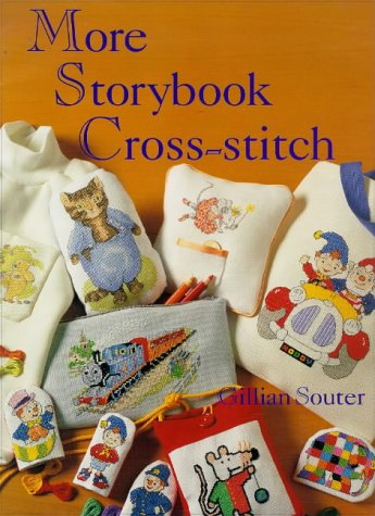 More Storybook Favourites In Cross-Stitch