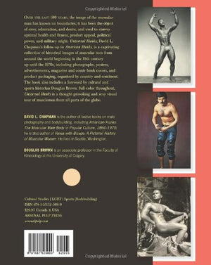Universal Hunks: A Pictorial History Of Muscular Men Around The World, 1895-1975