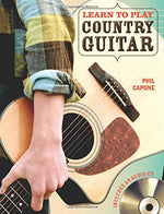 Learn To Play Country Guitar (Music Bibles)