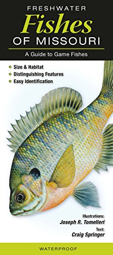 Freshwater Fishes Of Missouri: A Guide To Game Fishes