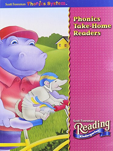Reading 2000 Phonics Take-Home Readers Grade K
