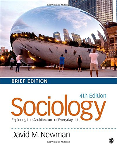 Sociology: Exploring The Architecture Of Everyday Life, Brief Edition