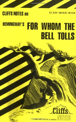 For Whom The Bell Tolls (Cliffs Notes)