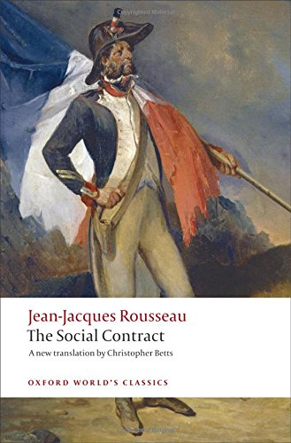 Discourse On Political Economy And The Social Contract (Oxford World'S Classics)