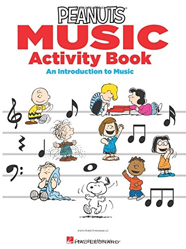 The Peanuts Music Activity Book: An Introduction To Music