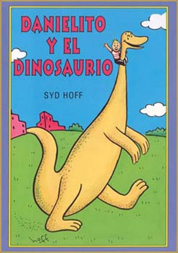Danielito Y El Dinosaurio (I Can Read! - Level 1) (Spanish Edition)