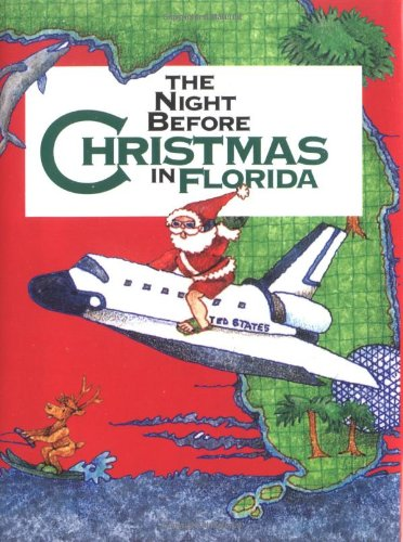 Night Before Christmas In Florida, The (Night Before Christmas (Gibbs))