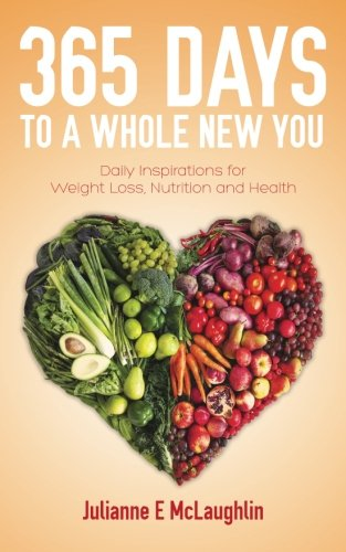 365 Days To A Whole New You: Daily Inspirations For Weight Loss, Nutrition And Health