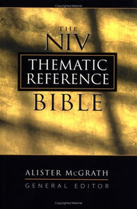 Niv Thematic Reference Bible,The