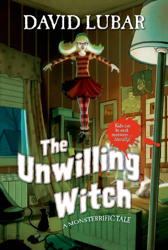 The Unwilling Witch: A Monsterrific Tale (Monsterrific Tales)