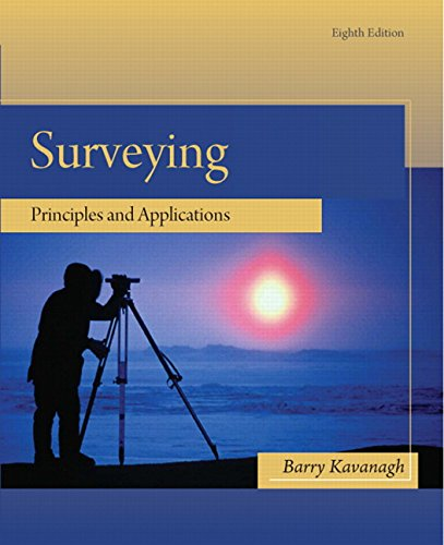 Surveying: Principles And Applications (8Th Edition)