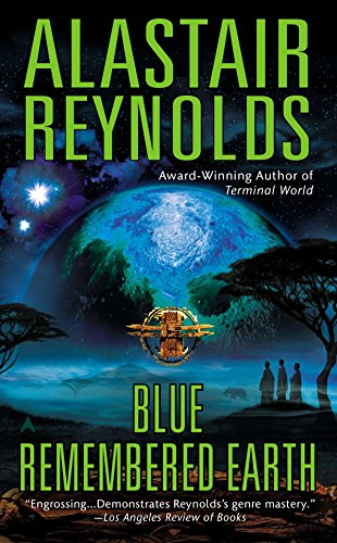 Blue Remembered Earth (Poseidon'S Children)