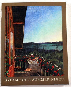 Dreams Of A Summer Night: Scandinavian Painting At The Turn Of The Century, Hayward Gallery, London, 10 July To 5 October 1986