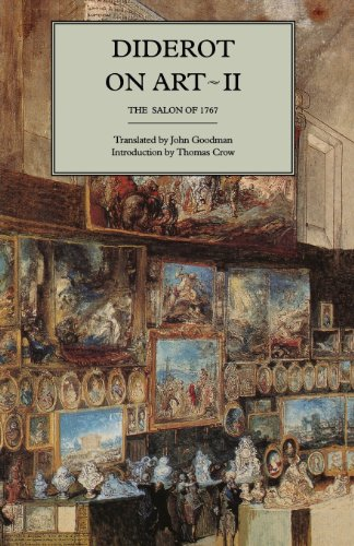 Diderot On Art, Volume Ii: The Salon Of 1767