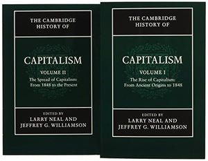 The Cambridge History Of Capitalism 2 Volume Paperback Set