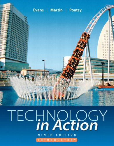 Technology In Action Introductory (9Th Edition)