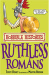 Ruthless Romans (Horrible Histories)
