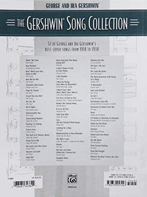 The Gershwin Song Collection Volume 1 (1918-1930)