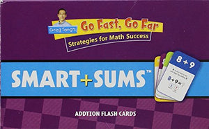 Houghton Mifflin Harcourt Mathematics Greg Tang'S: Flash Cards, Smart Sums Primary
