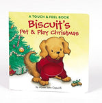 Biscuit'S Pet & Play Christmas: A Touch & Feel Book