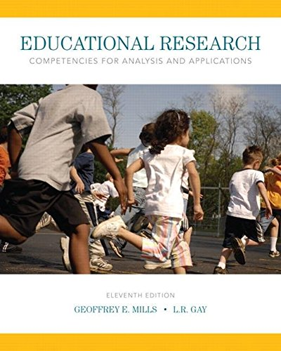 Educational Research: Competencies For Analysis And Applications, Enhanced Pearson Etext -- Access Card