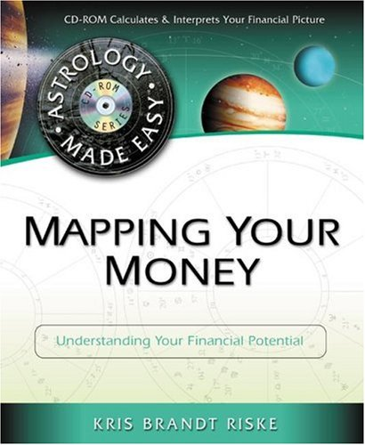 Mapping Your Money: Understanding Your Financial Potential (Astrology Made Easy Series)