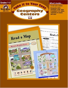Geography Centers, Grades 1-2