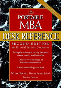The Portable Mba Desk Reference: An Essential Business Companion (The Portable Mba Series)